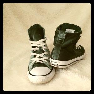 Converse Shoes - Converse chuck Taylor suede
